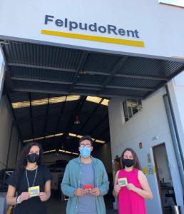 Reconocimiento empleados FelpudoRent
